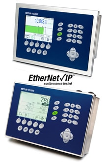 Mettler Toledo Indicators, Weighing Terminals, Scale Terminals, ind780_family_ethernetip