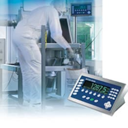 Mettler Toledo Weighing Systems, Formulation Weighing, Ingredient Scale, xpmanweigh-3